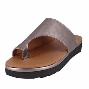 Sandálias de Mulher Castanho (Refurbished A+)