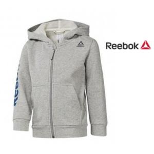 Reebok® Casaco Júnior Elements Hoodie Grey