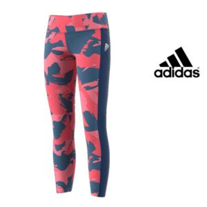 Adidas® Leggings Júnior Allover Print