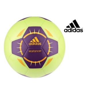 Adidas® Bola de Futebol Starlancer Amarela (Tamanho 5)