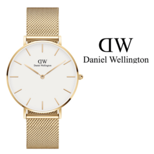Daniel Wellington® Relógio Petite Evergold 36 mm - DW00100346