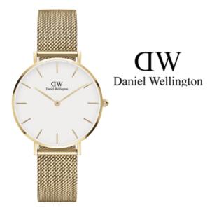 Daniel Wellington® Relógio Petite Evergold White 32 mm - DW00100348