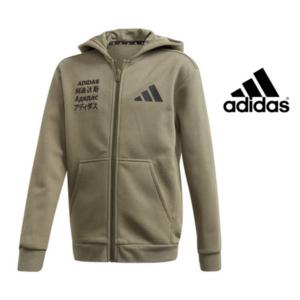 Adidas® Casaco Verde Athletics Pack Fleece