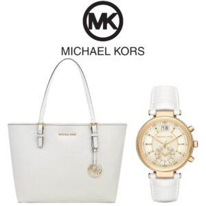 PACK Michael Kors®Mala e Relógio