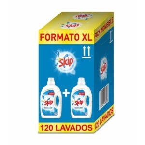 PACK 2 Embalagens Detergentes líquido Skip Active Clean (Refurbished A+)