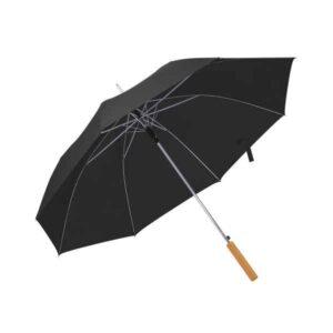 Guarda-Chuva Nylon (105 cm) Preto