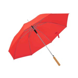 Guarda-Chuva Nylon (105 cm) Vermelho