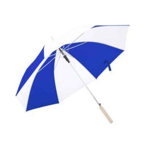 Guarda-Chuva Nylon (105 cm) Azul/Branco