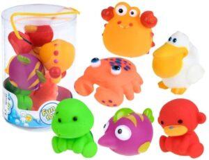 Figuras de animais Infantis (6 pcs)