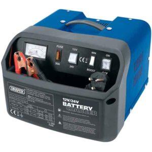 Carregador de Baterias Draper 11953 (Refurbished A+)
