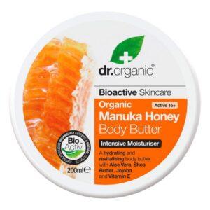 Creme Corporal Manuka Honey Dr.Organic (200 ml)