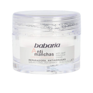 Creme Anti-idade Antimanchas Babaria (50 ml)
