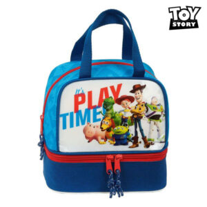 Lancheira Toy Story Azul Branco (15 L)