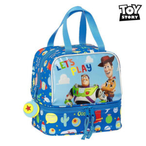 Lancheira Toy Story Azul (15 L)
