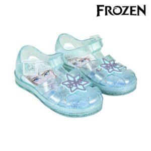 Sandálias de Praia Frozen 74418 Azul 30