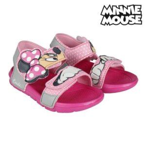 Sandálias de Praia Minnie Mouse 22-23