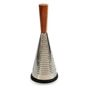 Ralador Aço inoxidável Madeira (13 x 34,5 x 13 cm)