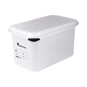 Lancheira Hermética Masterpro Branco Plástico (4,3 L)