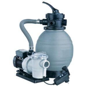 Ubbink Conjunto filtro de piscina 300 + bomba TP 25 7504641 - PORTES GRÁTIS