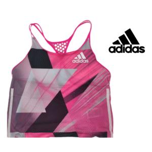 Adidas® Camisola de Alças Adizero Rosa