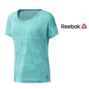 Reebok® T-Shirt Mulher Playera Speedwick