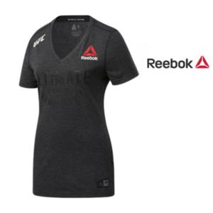 ℙℝ𝔼ℂ̧𝕆𝕊 𝔼𝕊ℙ𝔼ℂ𝕀𝔸𝕀𝕊 𝔻𝔼𝕊ℙ𝕆ℝ𝕋𝕆 - Reebok® T-Shirt UFC Fight Night Walkout