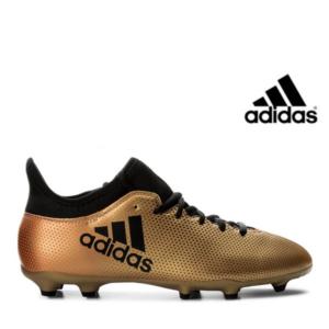 Adidas® Chuteiras X 17.3 FG Júnior
