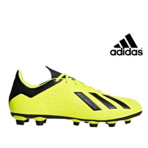 Adidas® Chuteiras X 18.4 FxG Júnior | Tamanho 28