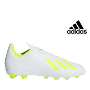 Adidas® Chuteiras X 18.4 FxG Júnior White | Tamanho 31
