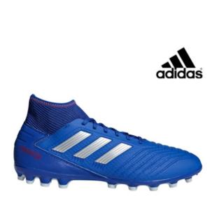 Adidas® Chuteiras Predator 19.3 Ag Blue | Tamanho 44.5