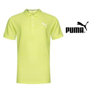 Puma® Polo Pounce Aston Júnior Golf