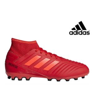 Adidas® Chuteiras Predator 19.3 Júnior Red | Tamanho 36