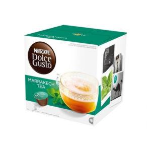 16 Cápsulas de café Nescafé Dolce Gusto 55290 Marrakesh Style Tea