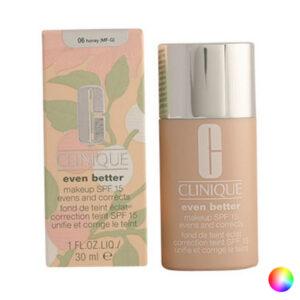 Maquilhagem Antimanchas Even Better Clinique 04 - cream chamois 30 ml
