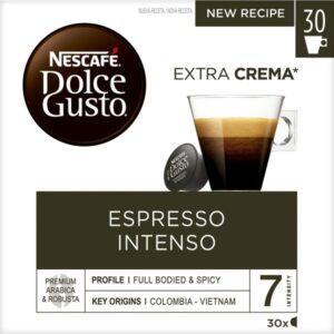 30 Cápsulas de Café com Estojo Nescafé Dolce Gusto