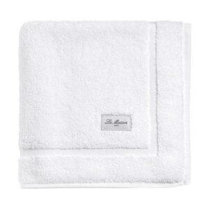 Tapete de banho La Maison Aries Algodão (50 x 70 cm) Branco