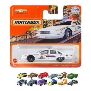 Carro Matchbox Mattel Metal/Plástico