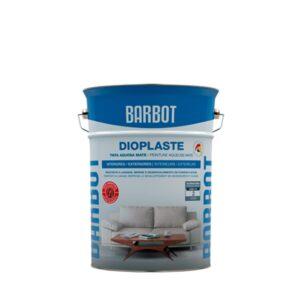 Barbot Tinta Acabamento Interior E Exterior BRANCO Dioplaste 1 L
