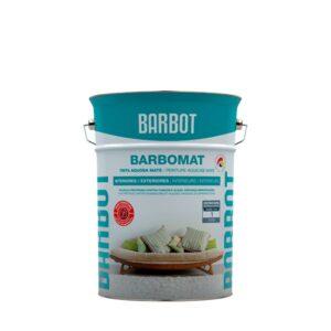 Barbot Tinta Acabamento Interior E Exterior BRANCO Barbomat 1 L