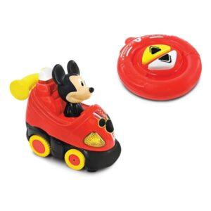 Carro de corridas RC Mickey Vtech Tut Tut Bólidos Disney