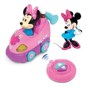 Carro Rádio Controlo Vtech Minnie Mouse Cor de Rosa