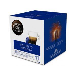16 Cápsulas de café Dolce Gusto Dolce Gusto Ristretto Ardenza