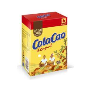 PACK 2 Cacau Cola Cao Original ( 2 x (6 x 18 g)