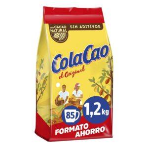 PACK 2 Cacau Cola Cao Original ( 2 x 1,2 kg ).