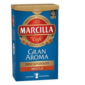 Café moído Marcilla Descafeinado (250 g)