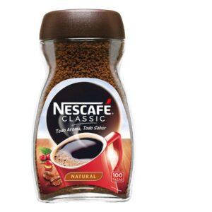 Café solúvel Nescafé Classic Natural (200 g)