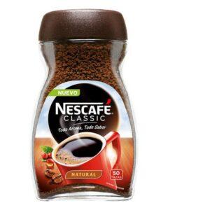 Café solúvel Nescafé Classic Natural (100 g)