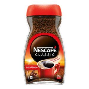 Café solúvel Classic Nescafé Descafeinado (200 g)