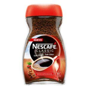 Café solúvel Nescafé Descafeinado (100 g)