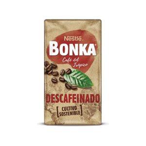 Café moído Bonka Descafeinado (250 g)